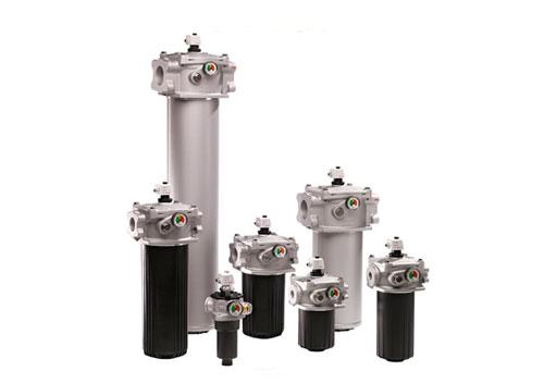Filtro para montaje sobre tanque/ filtro de retorno