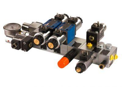 Módulos de mando para módulos de sujeción y accionamiento UPE2 IH15BA