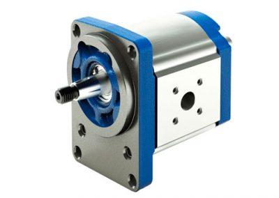 Motor a engranajes con dentado exterior High Performance AZMF