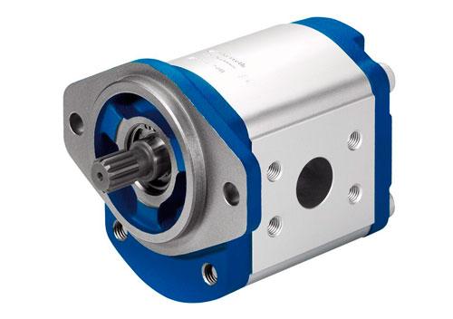 Motor a engranajes con dentado exterior High Performance AZMG