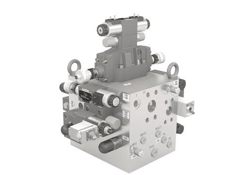 Módulo para prensas hidráulicas IH04C