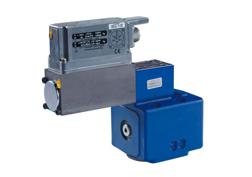 Válvula proporcional limitadora de presión electrónica DBEBE10Z