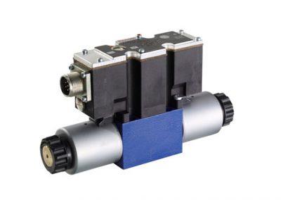 Válvulas proporcionales direccionales 4WRAE