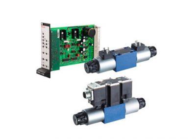 Válvulas proporcionales reductoras de presión 3 vías 3DREP E 6