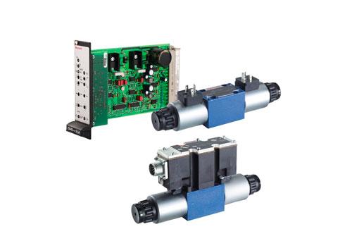 Válvulas proporcionales reductoras de presión, mando directo