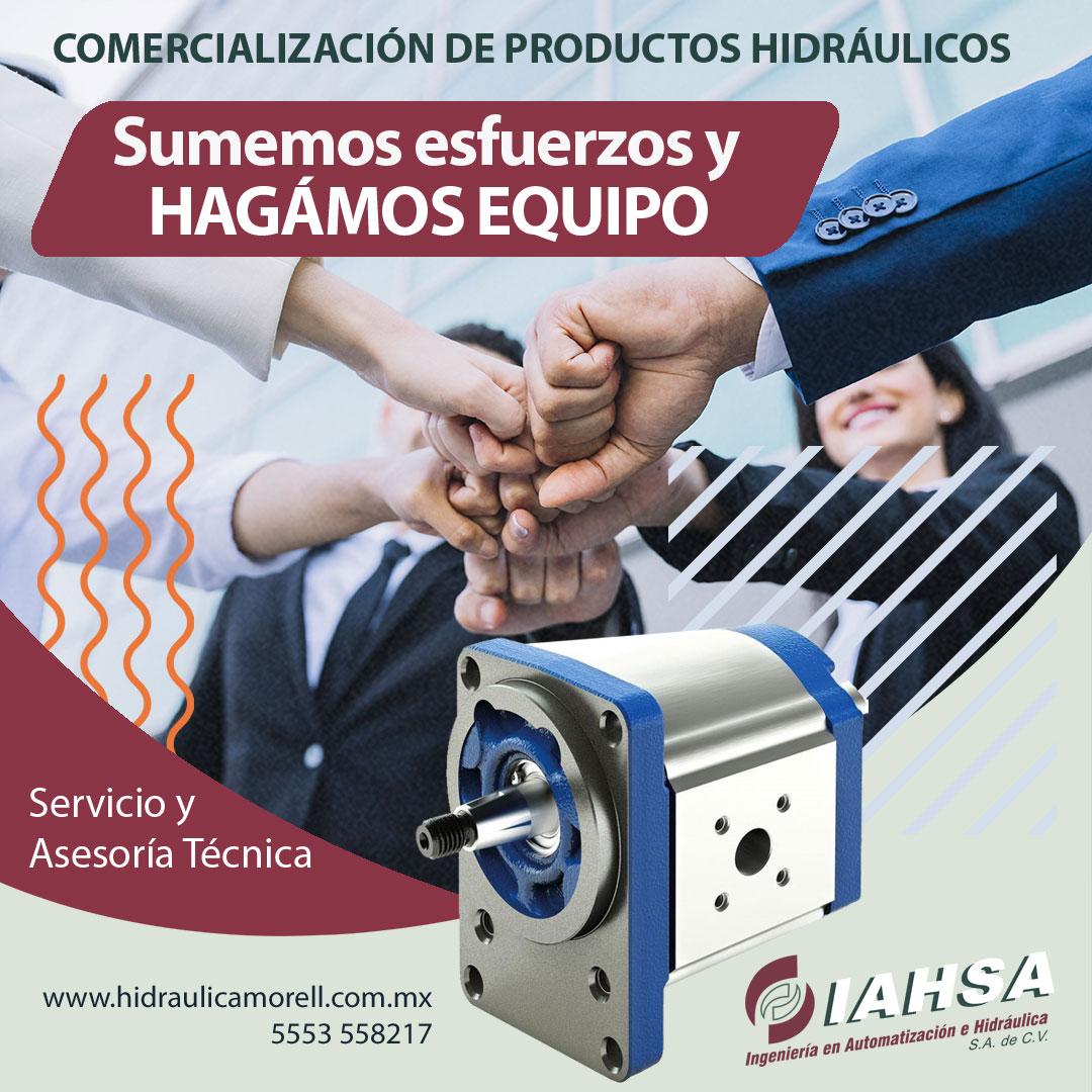 Servicio profesional en Iahsa