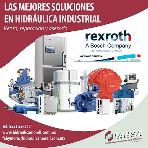 Soluciones en hidráulica industrial