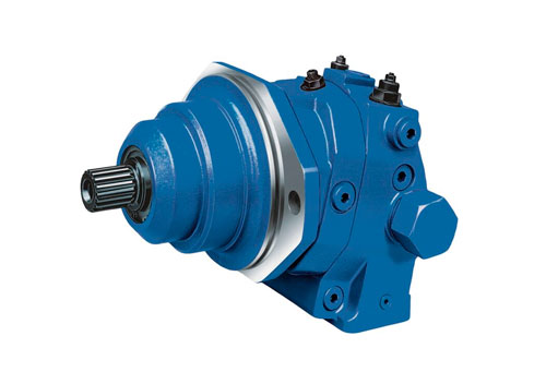 Motor variable a pistones axiales A6VE, serie 6x