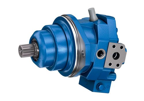 Motor variable a pistones axiales A6VE, serie 71