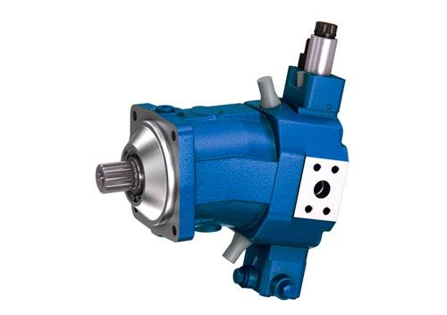 Motor variable a pistones axiales A6VM, serie 6x