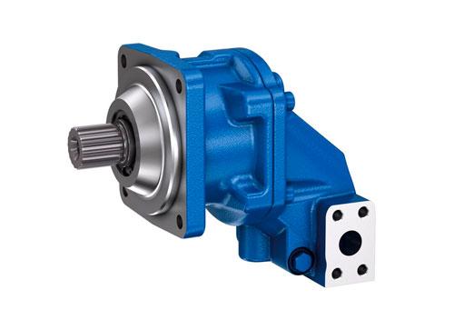 Motor de desplazamiento fijo a pistones axiales A2FM, serie 70