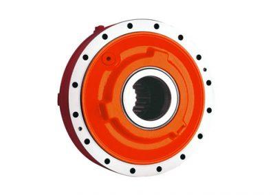 Motores de pistones radiales Hägglunds CA