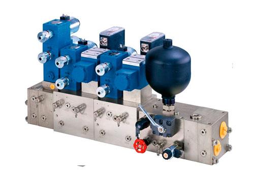 sistemas de placas modulares IH20