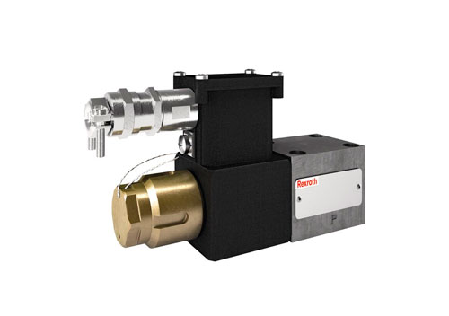Válvula proporcional limitadora de presión, accionamiento directo DBET – XE