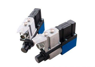 Válvulas proporcionales limitadoras de presión reguladas a presión DBETA