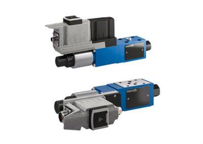 Válvula proporcional reductora de presion precomandada 3DRE-E-Z3DR-E-A
